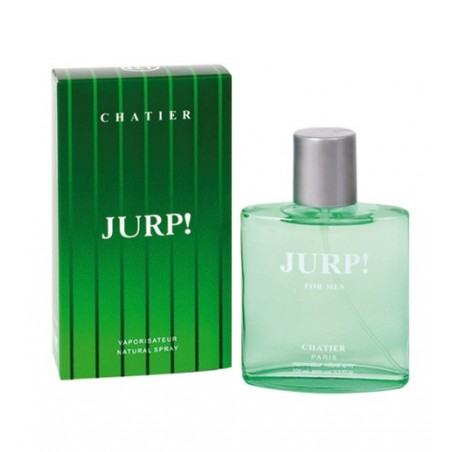 JURP GREEN MEN CHATLER 100 ml.