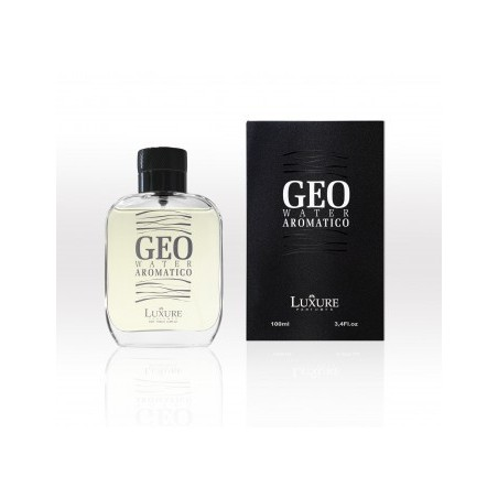 GEO WATER AROMATICO MEN 100ml.LUXURE