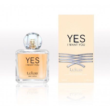 YES I WANT YOU 100ml.LUXURE