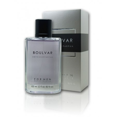 BOULVAR MEN COTE AZUR 100ml.