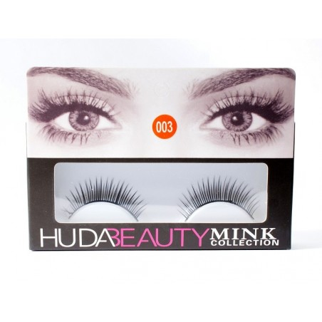 RZĘSY HUDA BEAUTY MINK COLLECTION - 003