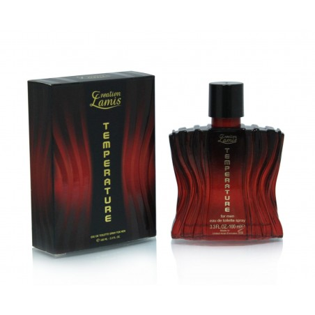 TEMPERATURE MEN 100 ml. LAMIS