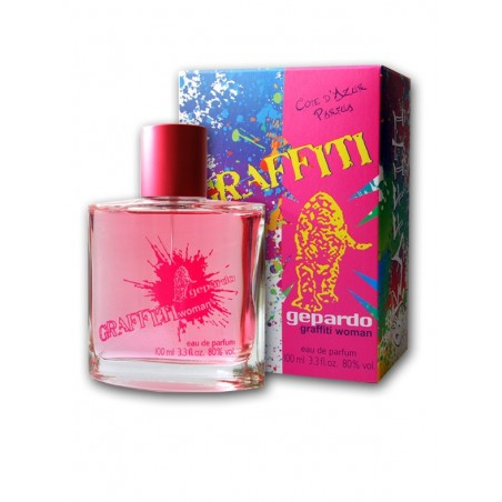 GEPARDO GRAFFITI COTE AZUR 100ml.