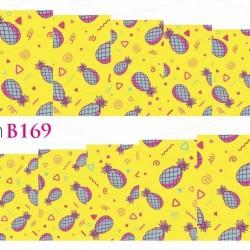 NAKLEJKI WODNE - B169