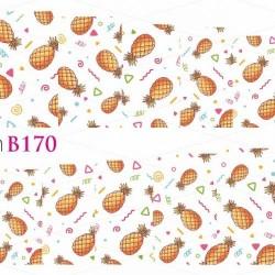 NAKLEJKI WODNE - B170