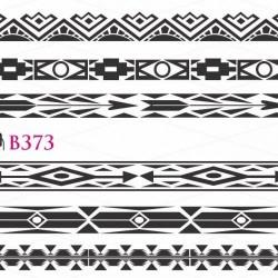 NAKLEJKI WODNE - B373